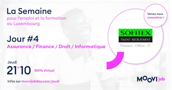 Sofitex Talent Recruitment présent à la Semaine de l'Emploi en virtuel !